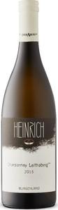 Heinrich Chardonnay Leithaberg 2015, Burgenland Bottle