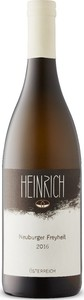Heinrich Neuburger Freyheit 2016, Burgenland Bottle