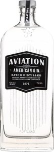 Aviation Gin Bottle