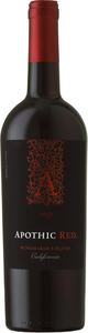 Apothic Red 2016, California Bottle