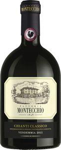 Fattoria Montecchio Chianti Classico Docg 'primum Line' 2017 Bottle