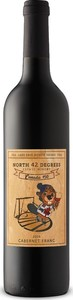 North 42 Degrees Cabernet Franc 2017, VQA Lake Erie North Shore Bottle