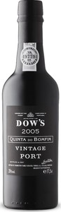 Dow's Quinta Do Bomfim Vintage Port 2005, Bottled In 2007, Doc (375ml) Bottle