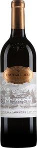 Chateau St. Jean Cabernet Sauvignon 2016, California Bottle