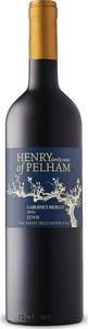 Henry Of Pelham Estate Cabernet/Merlot 2015, VQA Short Hills Bench, Niagara Escarpment Bottle