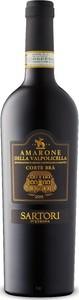Sartori Corte Brà Amarone Della Valpolicella Classico 2011, Doc Bottle