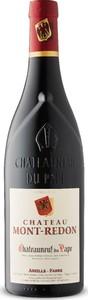 Château Mont Redon Châteauneuf Du Pape 2015, Ac Bottle