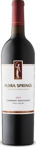Flora Springs Cabernet Sauvignon 2015, Napa Valley Bottle