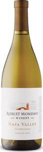Robert Mondavi Napa Valley Chardonnay 2015, Napa Valley Bottle
