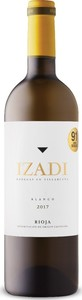 Izadi Blanco 2017, Doca Rioja Bottle