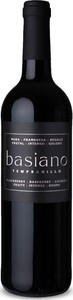 Campos De Enanzo Basiano Tempranillo 2017, Do Navarra Bottle