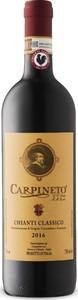 Carpineto Chianti Classico 2017, Docg Bottle