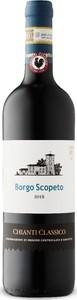 Borgo Scopeto Chianti Classico Docg 2016 Bottle