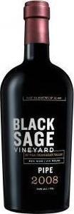 Sumac Ridge Black Sage Pipe 2010, Okanagan Valley (500ml) Bottle