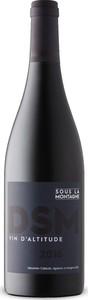 Sous La Montagne Dsm Vin D'altitude 2016, Ap Côtes Du Roussillon Villages Bottle