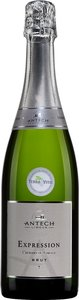 Antech Expression Brut Crémant De Limoux 2015, Traditional Method, Ac, Languedoc, France Bottle