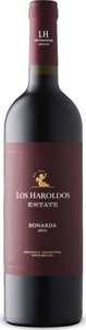 Los Haroldos Estate Bonarda 2015, Mendoza Bottle