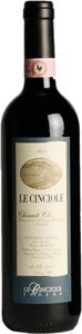 Le Cinciole Chianti Classico Docg 2015 Bottle