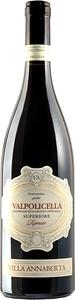 Villa Annaberta Valpolicella Ripasso Superiore 2016 Bottle