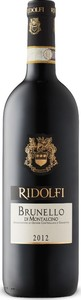 Ridolfi Brunello Di Montalcino Docg 2014 Bottle