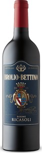 Barone Ricasoli Chianti Classico Docg Brolio Bettino 2016 Bottle