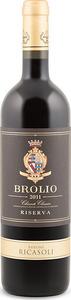 Barone Ricasoli Brolio Chianti Classico Riserva Docg 2016 Bottle