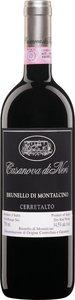 Casanova Di Neri Brunello Di Montalcino Docg Cerretalto 2013 Bottle