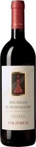 Col D'orcia Brunello Di Montalcino Riserva Docg 1969 Bottle