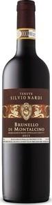 Silvio Nardi Brunello Di Montalcino Docg 2014 Bottle