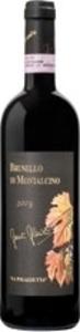 La Palazzetta Brunello Di Montalcino Docg 2014 Bottle