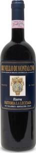 La Lecciaia Brunello Di Montalcino Riserva Docg 2013 Bottle