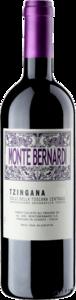 Monte Bernardi Tzingana Colli Della Toscana Etrusca 2015 Bottle