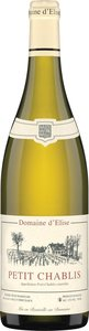 Domaine D'élise Petit Chablis 2017, Petit Chablis Bottle