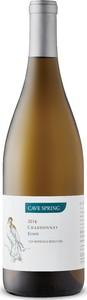 Cave Spring Estate Chardonnay 2016, Cave Spring Vineyard, VQA Beamsville Bench, Niagara Escarpment Bottle