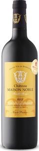 Château Maison Noble Cuvée Prestige 2015, Ac Bordeaux Supérieur Bottle