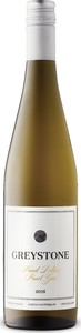 Greystone Sand Dollar Pinot Gris 2016, Waipara Valley, North Canterbury, South Island Bottle