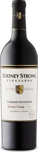 Rodney Strong Sonoma County Cabernet Sauvignon 2016, Sonoma County Bottle