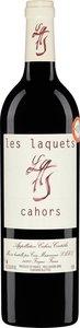 Les Laquets Cahors 2015 Bottle