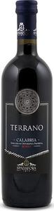 Spadafora Terrano Rosso 2017, Calabria Bottle