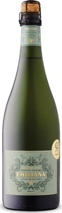 Emiliana Organic Brut Sparkling, Traditional Method, Do Casablanca Valley, Chile Bottle