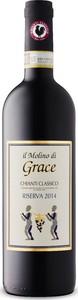 Il Molino Di Grace Riserva Chianti Classico 2014, Docg Bottle