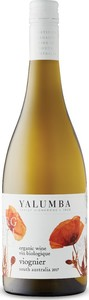 Yalumba Organic Viognier 2017, South Australia Bottle