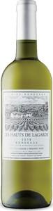Château Les Hauts De Lagarde Blanc 2018, Ac Bordeaux, France Bottle
