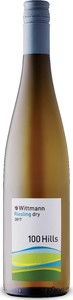 Wittmann 100 Hills Trocken Riesling 2017, Qualitätswein, Rheinhessen Bottle