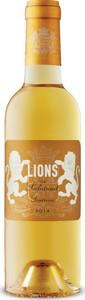 Château Suduiraut Lions De Suduiraut 2014, Ac Sauternes (375ml) Bottle