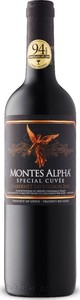 Montes Alpha Special Cuvée Cabernet Sauvignon 2015, Do Cachapoal Valley Bottle