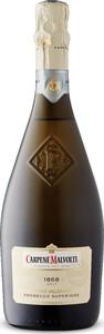Carpenè Malvolti 1868 Brut Conegliano Valdobbiadene Prosecco Superiore, Docg, Veneto, Italy Bottle
