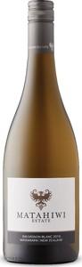 Matahiwi Estate Sauvignon Blanc 2018, Wairarapa, North Island Bottle