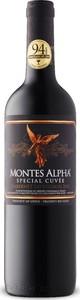 Montes Alpha Special Cuvée Cabernet Sauvignon 2015, Do Cachapoal Valley Bottle