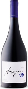 Garcés Silva Amayna Syrah 2015, Do Leyda Valley Bottle